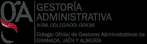 Gestor Administrativo Colegiado por Granada, Jaén y Almería